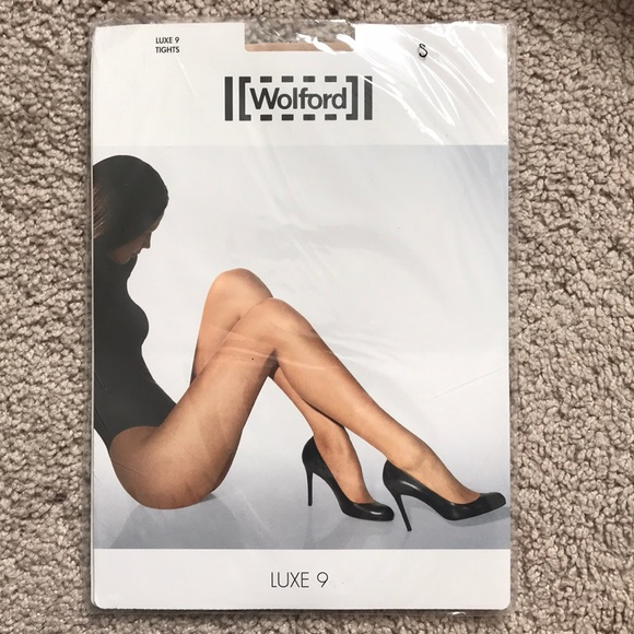 680dded3473 Wolford Luxe 9 Tights